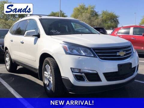 2014 Chevrolet Traverse for sale at Sands Chevrolet in Surprise AZ
