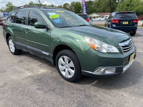 2012 Subaru Outback for sale at QUALITY PREOWNED AUTO in Houston TX