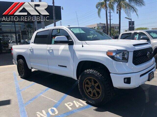 2019 Toyota Tundra for sale in Cypress, CA