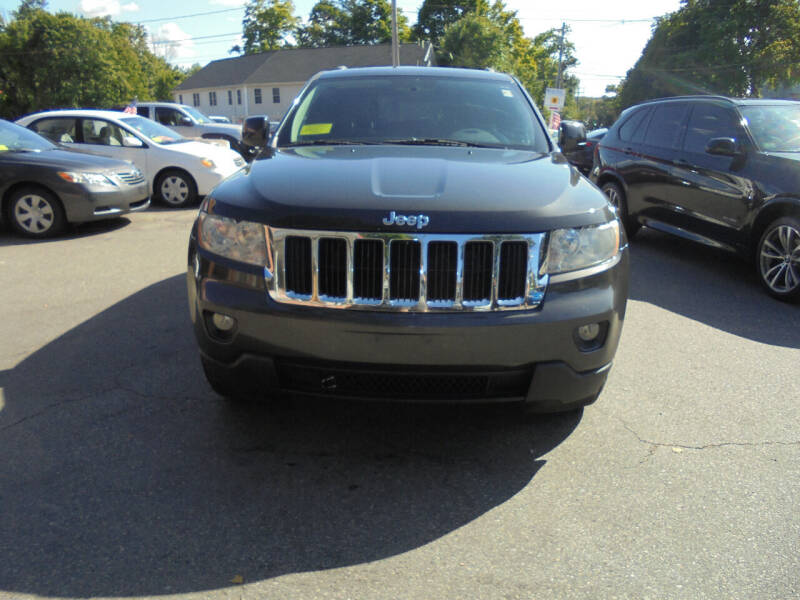 2011 Jeep Grand Cherokee for sale at Washington Street Auto Sales in Canton MA