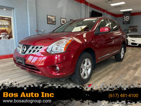 2013 Nissan Rogue for sale at Bos Auto Inc in Quincy MA