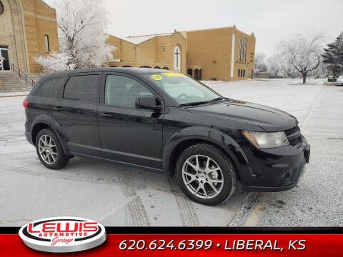 2019 Dodge Journey for sale at Lewis Chevrolet Buick Cadillac of Liberal in Liberal KS