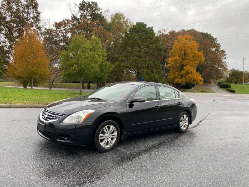 2012 Nissan Altima for sale at GTO United Auto Sales LLC in Lawrenceville GA