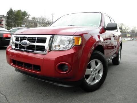 2009 Ford Escape for sale at DMV Auto Group in Falls Church VA