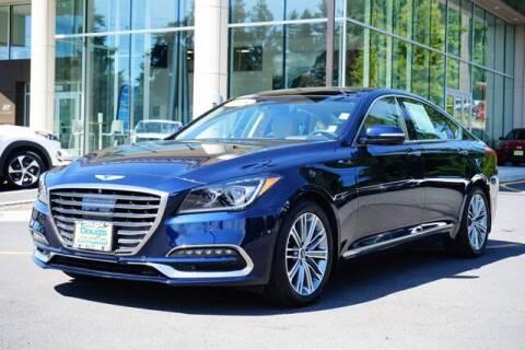 2018 Genesis G80 for sale at Jeremy Sells Hyundai in Edmonds WA