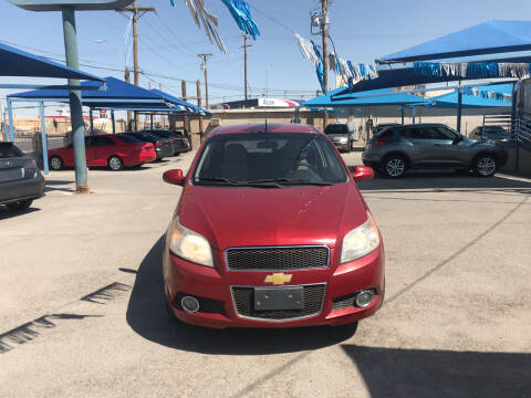 2011 Chevrolet Aveo for sale at Autos Montes in Socorro TX
