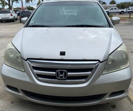 2005 Honda Odyssey for sale at Auto America in Ormond Beach FL