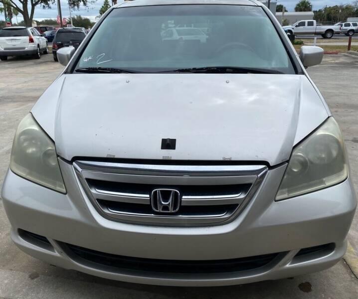 2005 Honda Odyssey for sale at Auto America in Ormond Beach FL