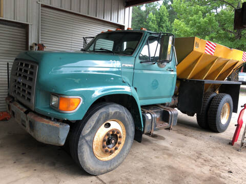 1998 Ford F-800 for sale at M & W MOTOR COMPANY in Hope AR