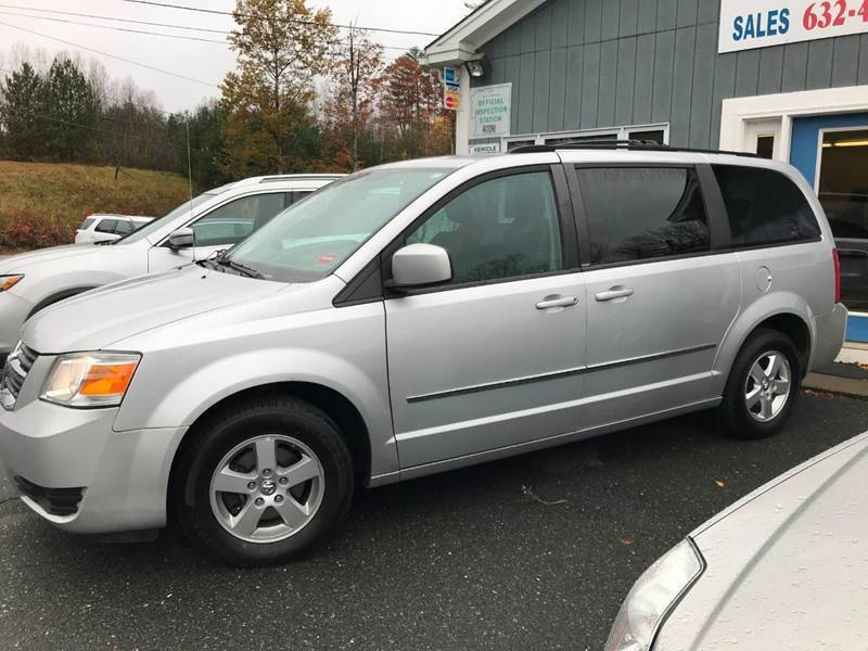 2010 Dodge Grand Caravan for sale at Mascoma Auto INC in Canaan NH