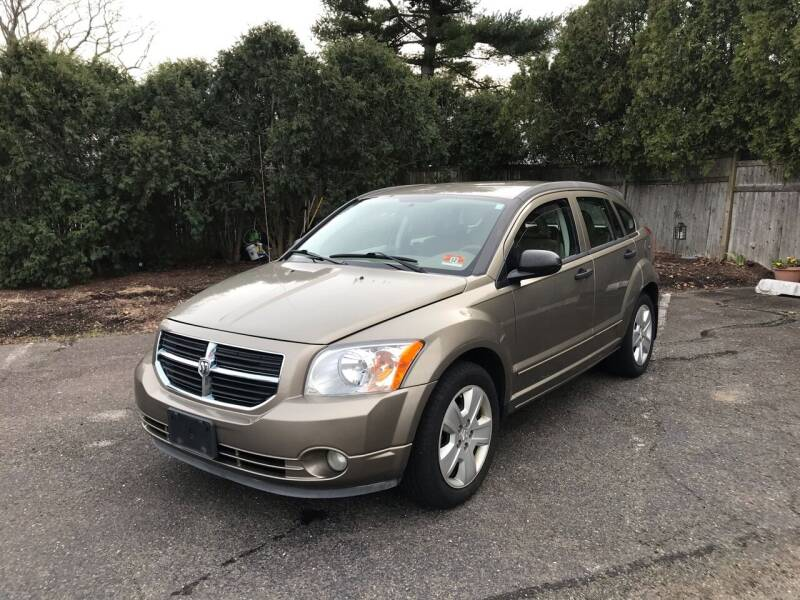 2007 Dodge Caliber for sale at Elwan Motors in West Long Branch NJ