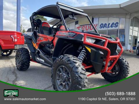 2017 Polaris RZR for sale at Salem Auto Market in Salem OR