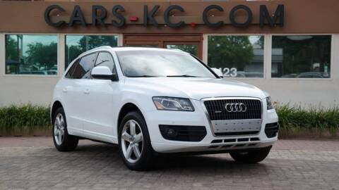 2011 Audi Q5 for sale at Cars-KC LLC in Overland Park KS