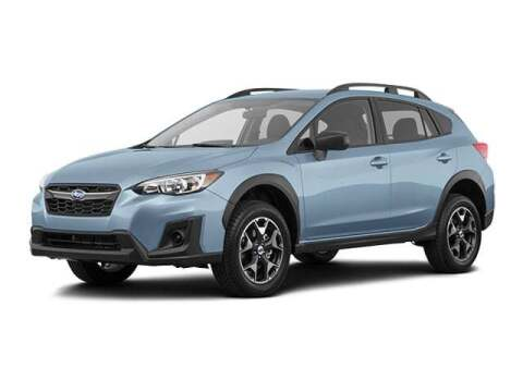 2018 Subaru Crosstrek for sale at Jensen's Dealerships in Sioux City IA