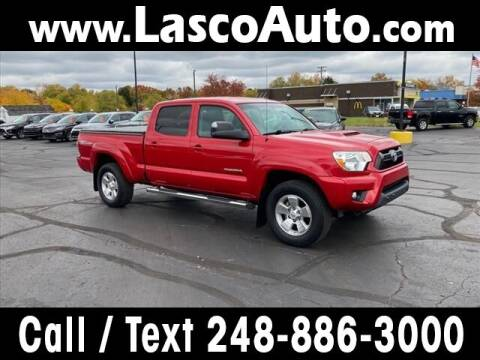 2015 Toyota Tacoma for sale at Lasco of Waterford in Waterford MI