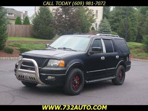 2005 Ford Expedition for sale at Absolute Auto Solutions in Hamilton NJ