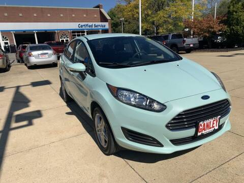 2019 Ford Fiesta for sale at Ganley Chevy of Aurora in Aurora OH