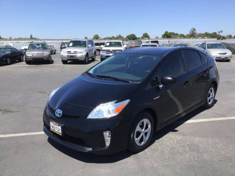2015 Toyota Prius for sale at My Three Sons Auto Sales in Sacramento CA