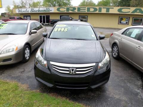 2011 Honda Accord for sale at Credit Cars of NWA in Bentonville AR