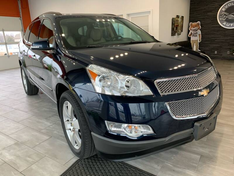 2011 Chevrolet Traverse for sale at Evolution Autos in Whiteland IN