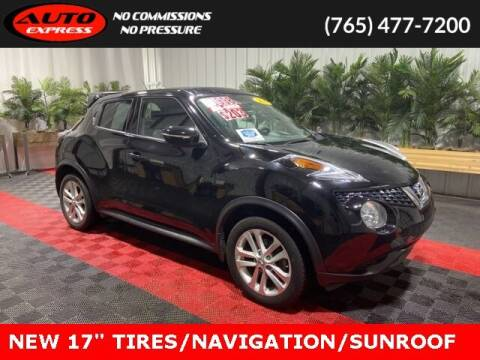2015 Nissan JUKE for sale at Auto Express in Lafayette IN