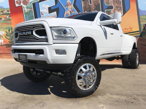 2018 RAM Ram Pickup 3500 for sale at Sparks Autoplex Inc. in Fort Worth TX