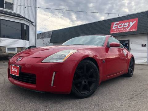 2003 Nissan 350Z for sale at Easy Autoworks & Sales in Whitman MA
