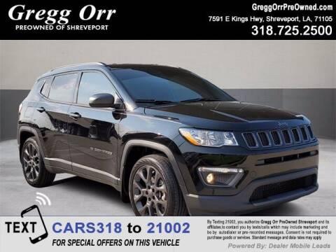 2021 Jeep Compass for sale at Gregg Orr Pre-Owned Shreveport in Shreveport LA