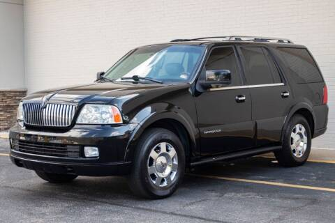 2005 Lincoln Navigator for sale at Carland Auto Sales INC. in Portsmouth VA