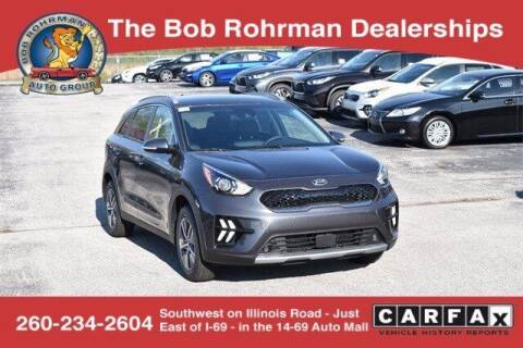 2020 Kia Niro Plug-In Hybrid for sale at BOB ROHRMAN FORT WAYNE TOYOTA in Fort Wayne IN