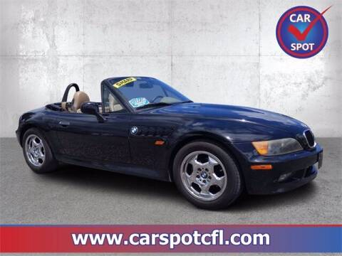 1998 BMW Z3 for sale at Car Spot Of Central Florida in Melbourne FL
