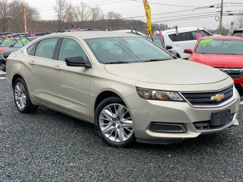 2015 Chevrolet Impala for sale at A&M Auto Sales in Edgewood MD