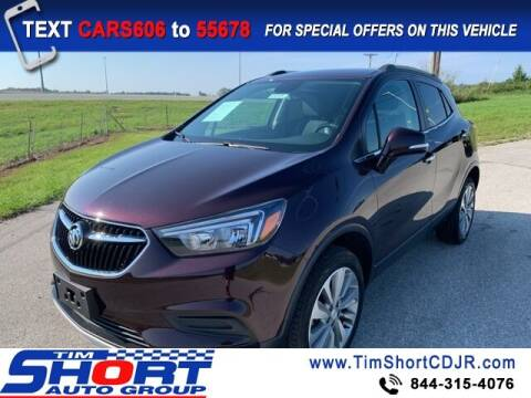 2018 Buick Encore for sale at Tim Short Chrysler in Morehead KY