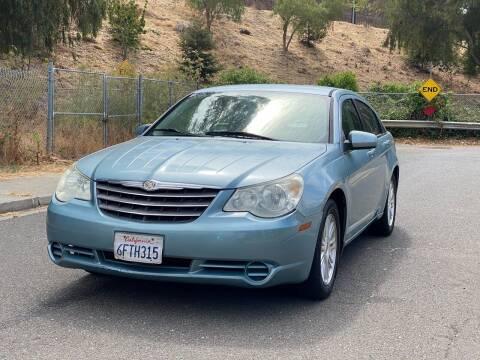 2009 Chrysler Sebring for sale at ZaZa Motors in San Leandro CA