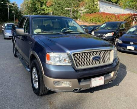 2004 Ford F-150 for sale at Direct Auto Access in Germantown MD