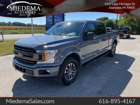 2020 Ford F-150 for sale at Miedema Auto Sales in Allendale MI