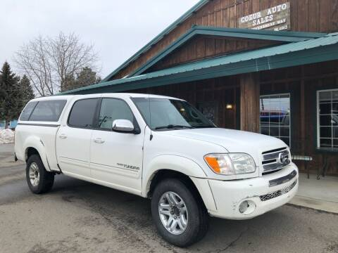 2006 Toyota Tundra for sale at Coeur Auto Sales in Hayden ID