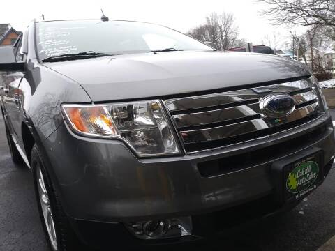 2010 Ford Edge for sale at Oak Hill Auto Sales of Wooster, LLC in Wooster OH
