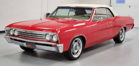 1967 Chevrolet Chevelle for sale at 920 Automotive in Watertown WI