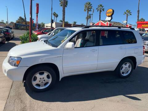2005 Toyota Highlander for sale at CARCO SALES & FINANCE - Under 7000 in Chula Vista CA