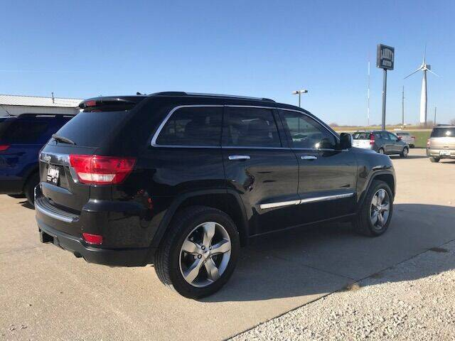 2011 Jeep Grand Cherokee for sale at Lannys Autos in Winterset IA