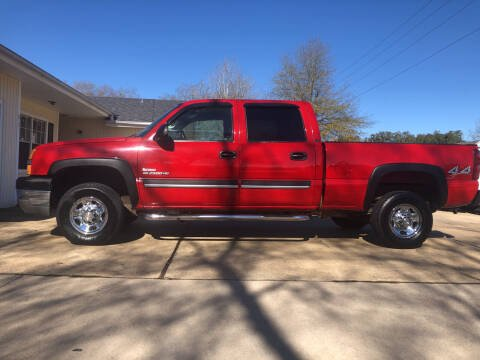 2003 Chevrolet Silverado 2500HD for sale at H3 Auto Group in Huntsville TX