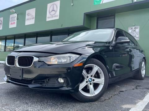 2014 BMW 3 Series for sale at KARZILLA MOTORS in Oakland Park FL