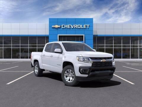 2021 Chevrolet Colorado for sale at Sands Chevrolet in Surprise AZ