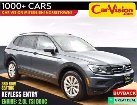 2018 Volkswagen Tiguan for sale at Car Vision Buying Center in Norristown PA
