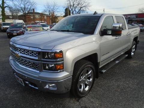 2015 Chevrolet Silverado 1500 for sale at International Motors in Laurel MD