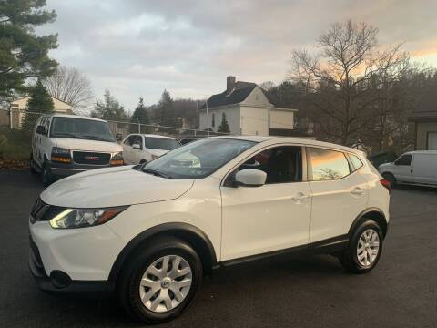 2019 Nissan Rogue Sport for sale at Premiere Auto Sales in Washington PA