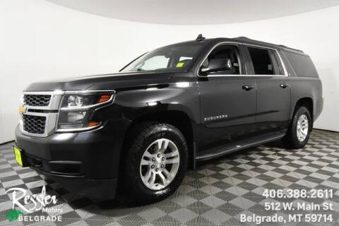 2016 Chevrolet Suburban for sale at Danhof Motors in Manhattan MT