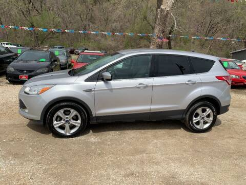 2013 Ford Escape for sale at Korz Auto Farm in Kansas City KS