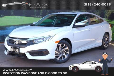 2018 Honda Civic for sale at Best Car Buy in Glendale CA